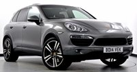 USED 2014 14 PORSCHE CAYENNE 4.2 D V8 S Tiptronic S 5dr Auto [8] Pan Roof, Power Boot, PCM Nav