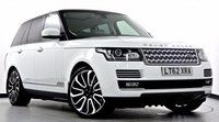 USED 2013 62 LAND ROVER RANGE ROVER 4.4 SD V8 Autobiography 4x4 5dr Massive Spec, Cost New £102k!