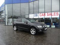 USED 2009 09 AUDI Q5 3.0 TDI QUATTRO S LINE 5d AUTO 240 BHP £0 DEPOSIT, LOW RATE FINANCE ANYONE, DRIVE AWAY TODAY!!
