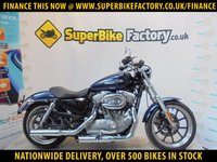 USED 2014 14 HARLEY-DAVIDSON SPORTSTER SUPERLOW XL 883 L GOOD & BAD CREDIT ACCEPTED, OVER 500+ BIKES