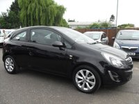 USED 2014 14 VAUXHALL CORSA 1.4 EXCITE AC 3d 98 BHP NO DEPOSIT  FINANCE ARRANGED, APPLY HERE NOW