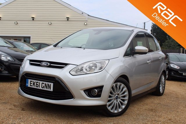 View our 2011 61 FORD C-MAX 2.0 TITANIUM TDCI 5d AUTO 138 BHP