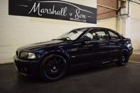 USED 2004 54 BMW M3 3.2 M3 SMG 2d 338 BHP