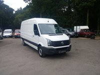 USED 2015 65 VOLKSWAGEN CRAFTER 2.0 CR35 TDI LWB H/R 135 BHP Air Conditioning Air Conditioning, One Owner, Long Wheel Base