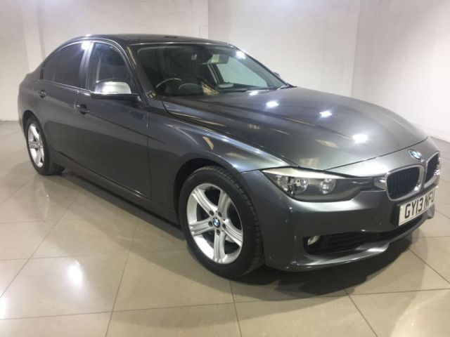 View our 2013 13 BMW 3 SERIES 2.0 318D SE 4d 141 BHP