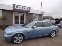USED 2009 58 JAGUAR XJ 2.7 TDVI V6 SOVEREIGN 4DR AUTOMATIC DIESEL 204 BHP +++SPRING SALE NOW ON+++