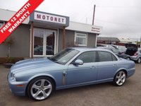 USED 2009 58 JAGUAR XJ 2.7 TDVI V6 SOVEREIGN 4DR AUTOMATIC DIESEL 204 BHP +++FEBRUARY SALE NOW ON+++