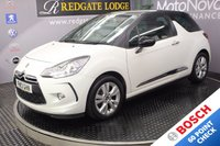 USED 2013 13 CITROEN DS3 1.6 E-HDI DSTYLE 3d