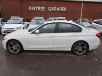 USED 2012 12 BMW 3 SERIES 2.0 320D SE 4d 184 BHP 1 COMPANY OWNER DEALER HISTORY