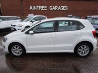 USED 2012 12 VOLKSWAGEN POLO 1.2 BLUEMOTION TDI 5d 74 BHP 1FORMER KEEPER FULL HISTORY
