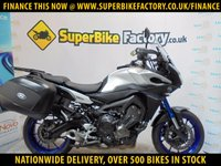 USED 2015 65 YAMAHA TRACER 900 ABS  GOOD & BAD CREDIT ACCEPTED, OVER 500+ BIKES