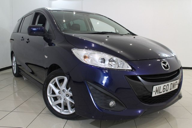 View our 2010 60 MAZDA MAZDA 5 2.0 SPORT 5DR 148 BHP
