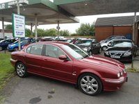 USED 2004 04 JAGUAR X-TYPE 2.5 V6 SE 4d AUTO 195 BHP