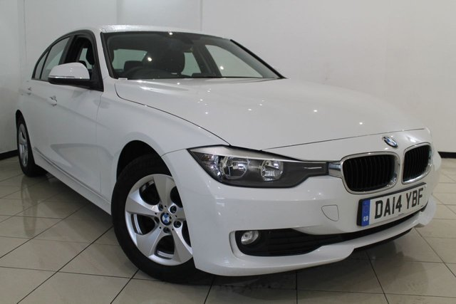 View our 2014 14 BMW 3 SERIES 2.0 320D EFFICIENTDYNAMICS 4DR 161 BHP