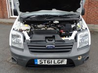 USED 2011 61 FORD TRANSIT CONNECT 1.8 T220 LR 1d 74 BHP