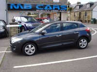 USED 2009 59 RENAULT MEGANE 1.5 DYNAMIQUE DCI 5d 106 BHP TURBO DIESEL,£30 A YEAR ROAD TAX