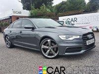 USED 2013 63 AUDI A6 3.0 TDI QUATTRO S LINE BLACK EDITION 4d AUTO 313 BHP £7000 WORTH OF EXTRAS