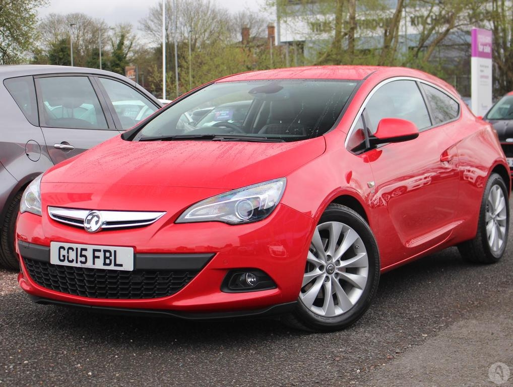 USED 2015 15 VAUXHALL ASTRA 2.0 CDTi 165 SRi 3dr Auto Service history - 1 years