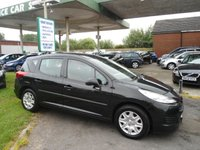USED 2009 59 PEUGEOT 207 1.6 SW S HDI 5d 90 BHP