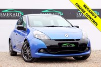 """USED 2010 10 RENAULT CLIO 2.0 RENAULTSPORT 3d 197 BHP **£0 DEPOSIT FINANCE AVAILABLE**SECURE WITH A £99 FULLY REFUNDABLE DEPOSIT**RECARO RENAULTSPORT FRONT SEAT, CRUISE CONTROL, AIR CON, ELECTRIC WINDOWS, ELECTRIC WING MIRRORS, CD PLAYER, 17"""" ALLOYS, FULL HISTORY + MOT, NEW GEAR BOX"""