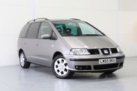 USED 2006 55 SEAT ALHAMBRA 1.9 STYLANCE TDI AUTO 7 SEATER 1 OWNER FROM NEW | JULY 2018 MOT | HEATED SEATS