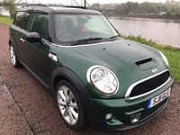 USED 2011 11 MINI CLUBMAN 2.0 COOPER SD 5d 141 BHP **FULL SERVICE HISTORY****COOPER 's' DIESEL**
