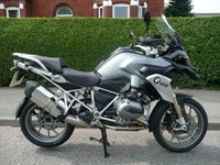 USED 2015 15 BMW R SERIES 1170cc R 1200 GS  1 Owner, Full BMW History, Mint