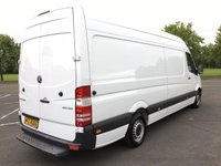 USED 2015 15 MERCEDES-BENZ SPRINTER 2.1 313 CDI LWB 1d 129 BHP EXCELLENT CONDITION, DIRECT FROM MERCEDES, LIGHT USE ONLY