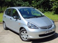 USED 2008 08 HONDA JAZZ 1.2 DSI S 5d 76 BHP LOW MILEAGE AND LOW RUNNING COSTS