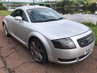 USED 2002 02 AUDI TT Coupe 1.8 QUATTRO 3d 221 BHP **UNWANTED PART EXCHANGE**