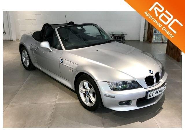 2001 BMW Z3 ROADSTER *MODERN CLASSIC*