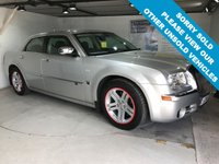 USED 2009 59 CHRYSLER 300C 3.0 CRD 4d AUTO 215 BHP Full service history, Full leather upholstery, Electric/Heated front seats, Rear parking sensors