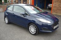 USED 2015 FORD FIESTA 1.2 STYLE 3d 59 BHP