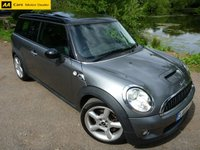 2008 MINI CLUBMAN 1.6 COOPER S 5d 172 BHP £3979.00