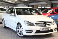 USED 2011 11 MERCEDES-BENZ C CLASS 2.1 C220 CDI BLUEEFFICIENCY SPORT 4d 168 BHP