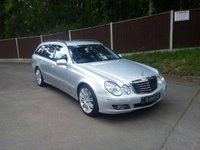 USED 2008 08 MERCEDES-BENZ E CLASS 3.0 E320 CDI SPORT 5d AUTO 222 BHP Leather, Sat Nav, Heated Seats, Air Con, 7 Seats