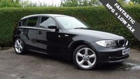 USED 2009 59 BMW 1 SERIES 2.0 116D SPORT 5d 114 BHP, LOVELY EXAMPLE, MANUAL, DIESEL
