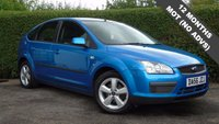 USED 2007 56 FORD FOCUS 1.6 LX 5d 100 BHP, PRACTICAL CHEAP CAR, 12 MONTHS MOT (NO ADVS), MANUAL, PETROL 12 Month MOT (with No Advisories)