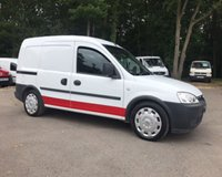 USED 2007 57 VAUXHALL COMBO 2000 CDTI CREW VAN 73 BHP One Owner Low Mileage Crew Van