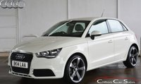 USED 2014 14 AUDI A1 1.6TDi SE SPORTBACK 5 DOOR 105 BHP Finance? No deposit required and decision in minutes.