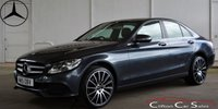 USED 2015 15 MERCEDES-BENZ C CLASS C220CDi BLUETEC SE SALOON AUTO 170 BHP (NEW SHAPE)