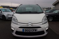 USED 2012 12 CITROEN C4 PICASSO 1.6 GRAND E-HDI VTR PLUS EGS 5d AUTO 110 BHP LOW OR NO DEPOSIT FINANCE AVAILABLE.