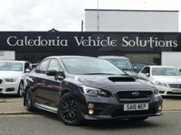 USED 2016 16 SUBARU WRX STI 2.5 TYPE UK 4d 300 BHP SUBARU ARE BACK!!!! THIS IS NOT AN IMPREZA....IT IS WAY BETTER