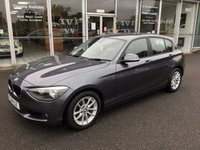 2014 BMW 1 SERIES 1.6 116D EFFICIENT DYNAMICS BUSINESS 5dr 114 BHP £11999.00