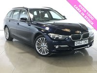 USED 2013 63 BMW 3 SERIES 2.0 320D XDRIVE LUXURY TOURING 5d AUTO 181 BHP One Owner From New/Huge Spec