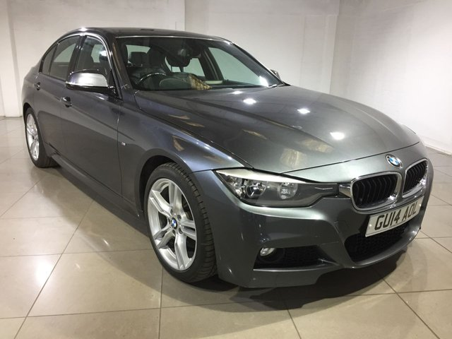 View our 2014 14 BMW 3 SERIES 2.0 318D M SPORT 4d 141 BHP