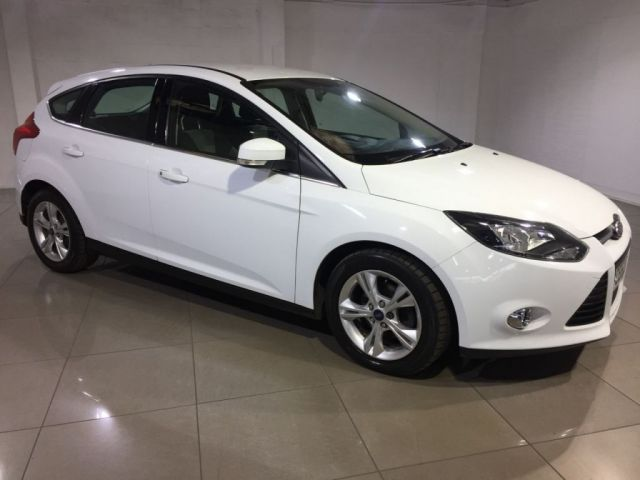 View our 2012 62 FORD FOCUS 1.6 ZETEC TDCI 5d 113 BHP