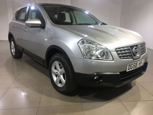View our 2008 58 NISSAN QASHQAI 1.5 ACENTA DCI 5d 105 BHP