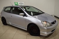 USED 2002 52 HONDA CIVIC 2.0 TYPE-R 3d 200 BHP