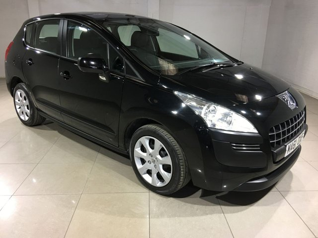 View our 2011 61 PEUGEOT 3008 1.6 ACTIVE 5d 120 BHP